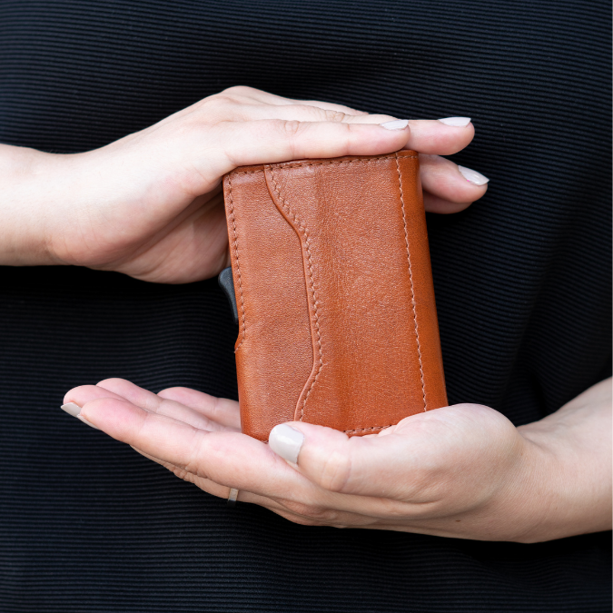 Full Chestnut Wallet
