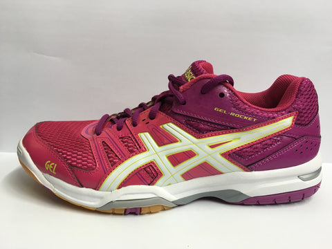 Asics Gel Rocket 7 2015 Women's Squash Shoe