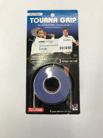 Tourna Grip Original Overgrip (3 grips)