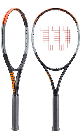 Wilson Burn 100S V4 Tennis Racket