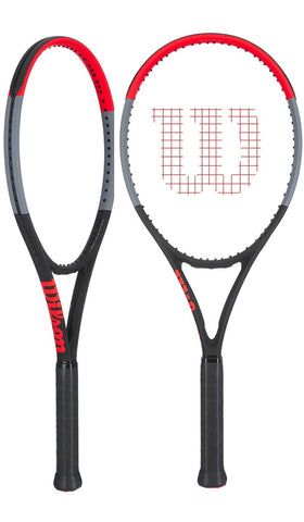 Wilson Clash Pro Tennis Racket