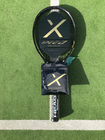 Head Speed X Limited Edition MP Tennis Racket