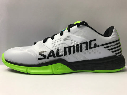 Salming Viper 5 Men's Squash Shoe Black/White