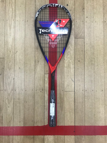 Tecnifibre 125 X-Speed Squash Racket