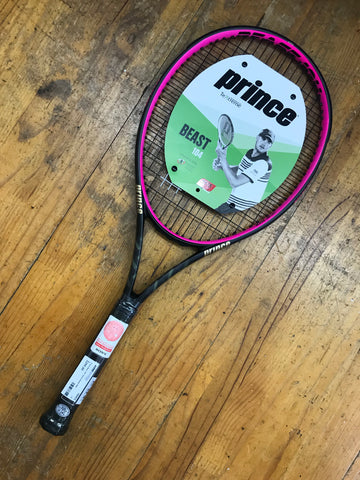 Prince TeXtreme Beast 104 Pink Tennis Racket