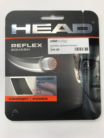 Head Reflex 1.20mm Squash String