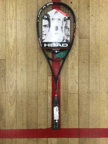 Head Graphene Touch Radical SB 135 Squash Racket