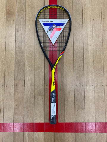 Tecnifibre Carboflex 125 CannonBall AS Squash Racket