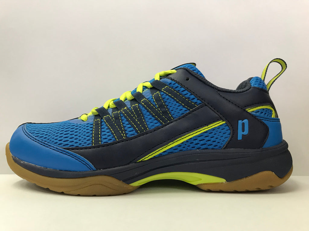 Prince Vortex Blue Men's Squash Shoe