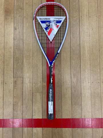 Tecnifibre Carboflex 125 AS 2020 Squash Racket