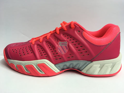 K-Swiss Girls BigShot Lite Junior Tennis Shoe