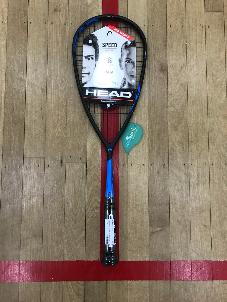 Head Graphene 360 Speed 120 Squash Racket 2019