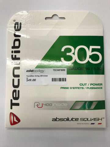 Tecnifibre 305 1.30mm Squash String