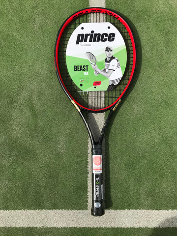 Prince TeXtreme Beast 104 Red Tennis Racket