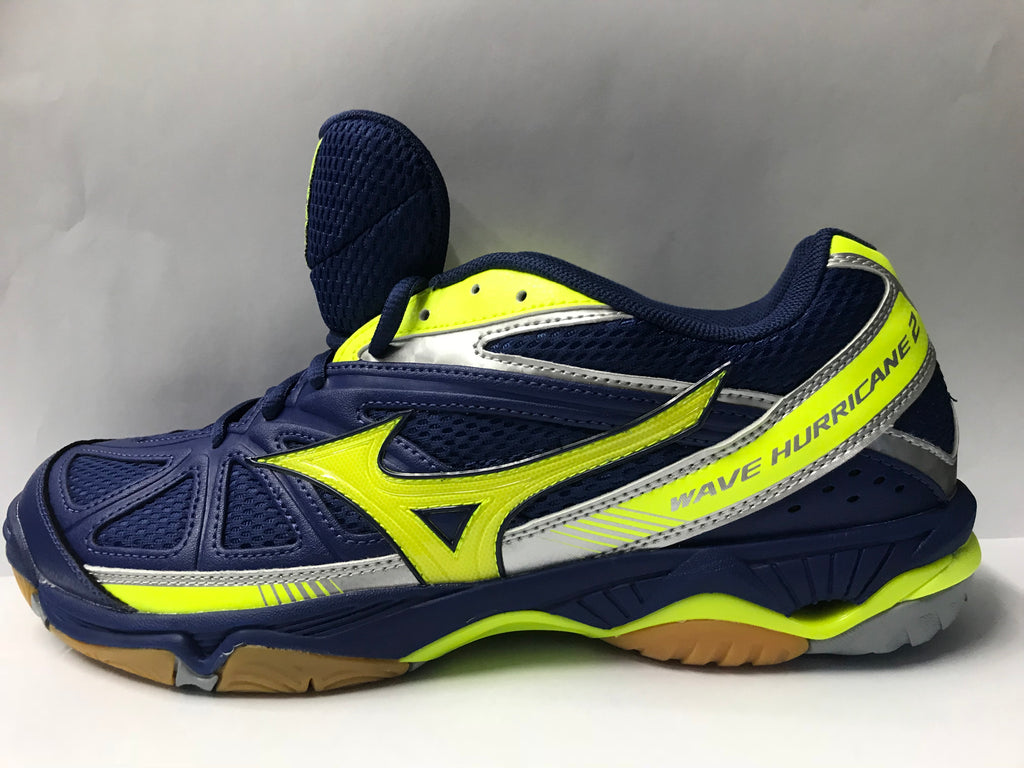 Mizuno Wave Hurricane 2 Squash Shoe