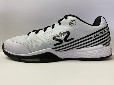 Salming Viper 5 White Men's Squash Shoe