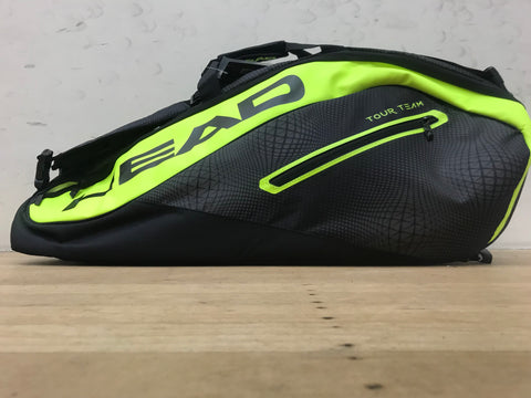 Head Tour Team Extreme 9R Supercombi Black/Neon Yellow