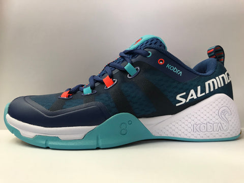 Salming Kobra 2 Blue Men's Squash Shoe