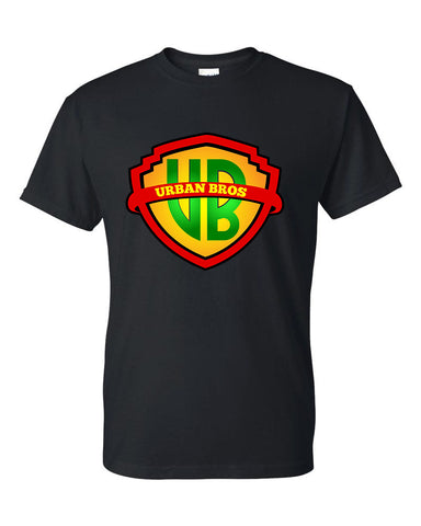 Urban Bros Tee (Black)