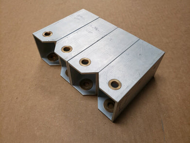 Aluminium Extruded -  1-A-024 Engine Mount Brackets Assembled