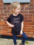 SUPER SASSY Kids T-Shirt