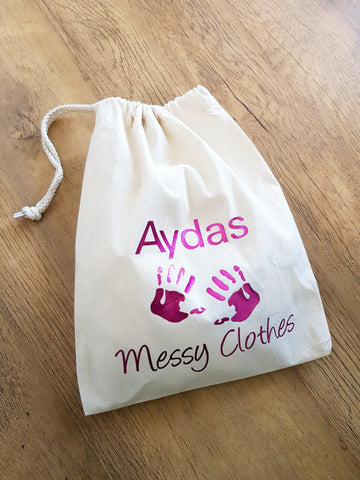 Kids Messy Clothes Bag - Original Life Clothing