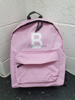 Personalised Backpack Full Size