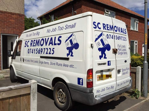 Medium Van Signwriting DIY Kit