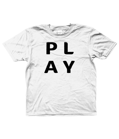P L A Y Kids T-Shirt - Original Life Clothing
