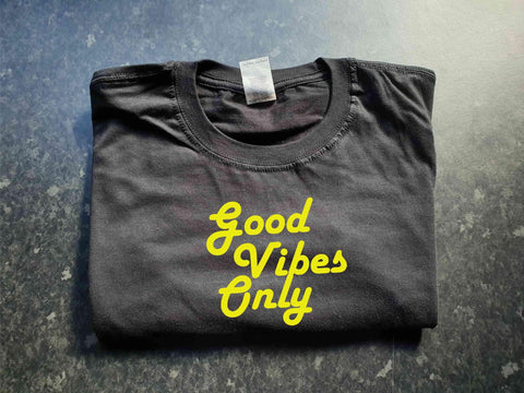 Good Vibes Only Kids T-Shirt - Original Life Clothing
