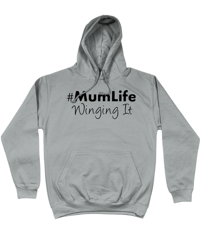 Mumlife Winging It Hoodie - Original Life Clothing