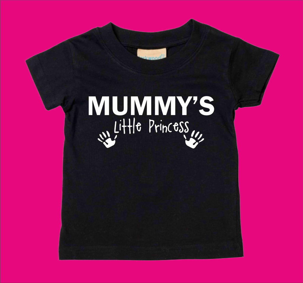 Mummys Little Princess Kids T-Shirt