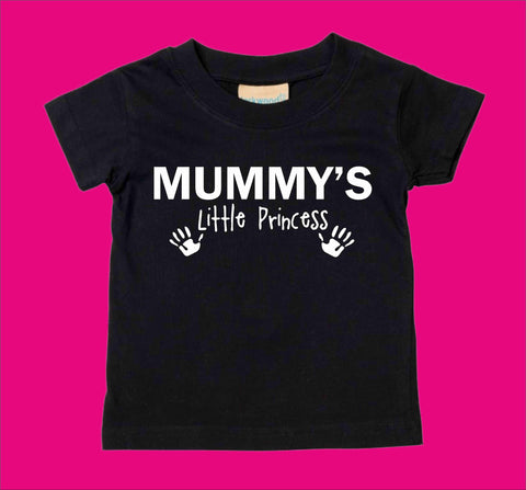 Mummys Little Princess Kids T-Shirt - Original Life Clothing