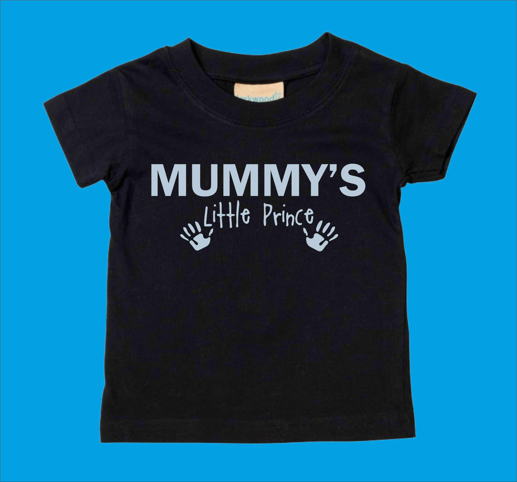 Mummys Little Prince Kids T-Shirt