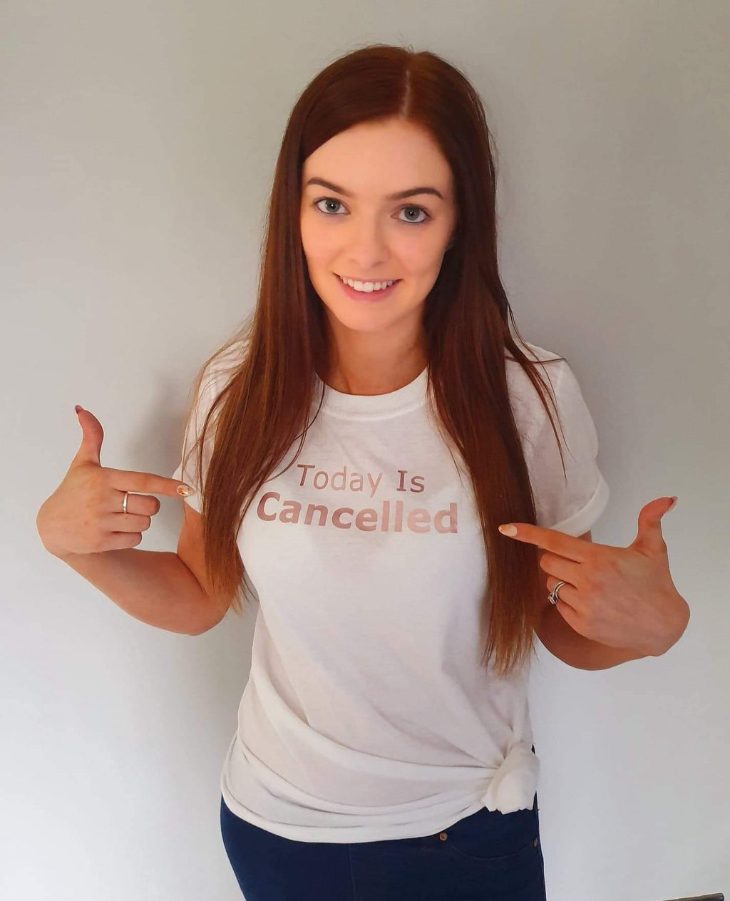 Today Is Cancelled T-shirt