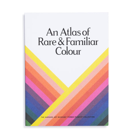 An Atlas of Rare & Familiar Colour - colorfactoryshop