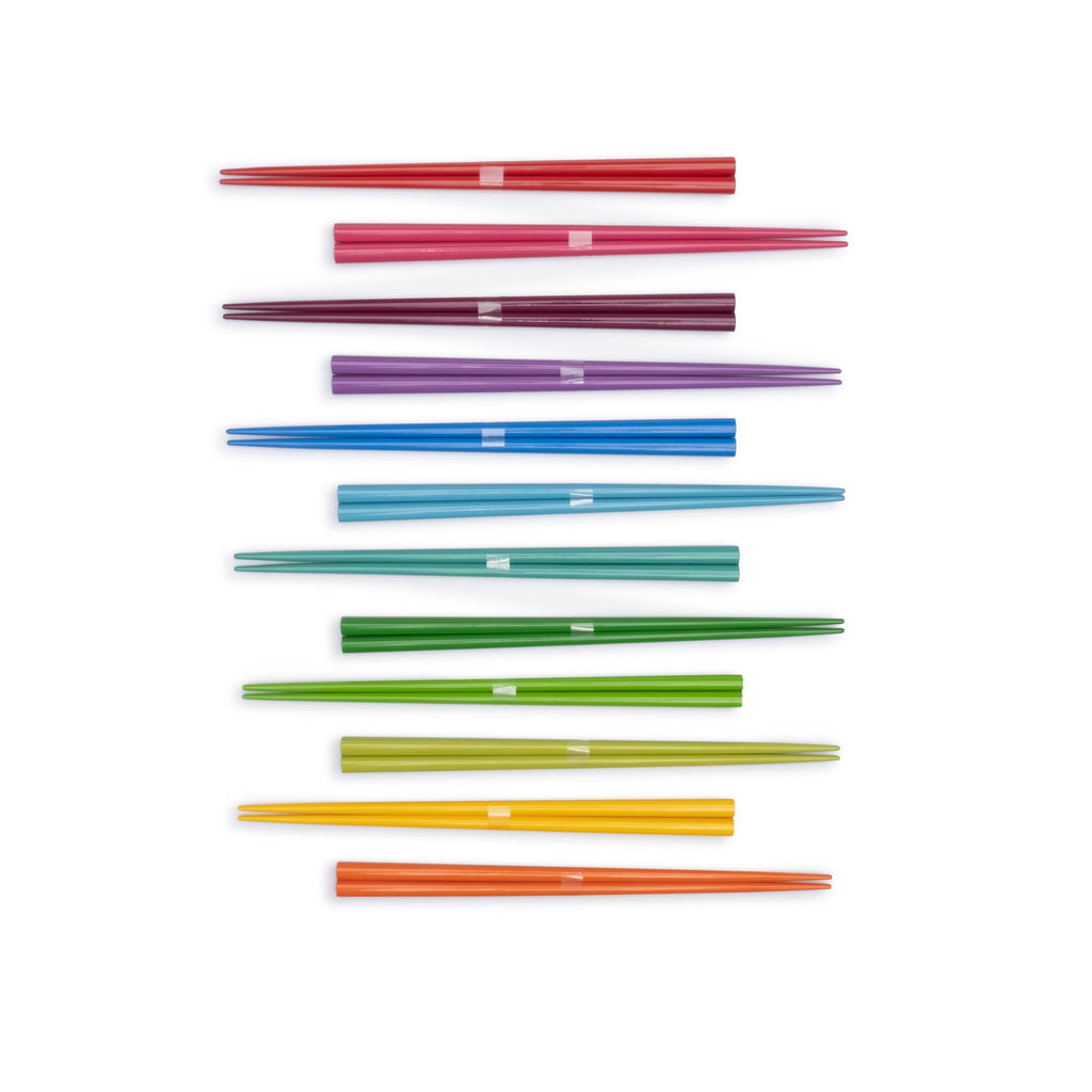 Rainbow Chopsticks - colorfactoryshop