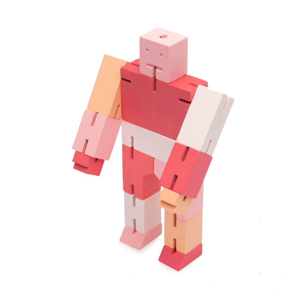 Cubebot (Small) - colorfactoryshop