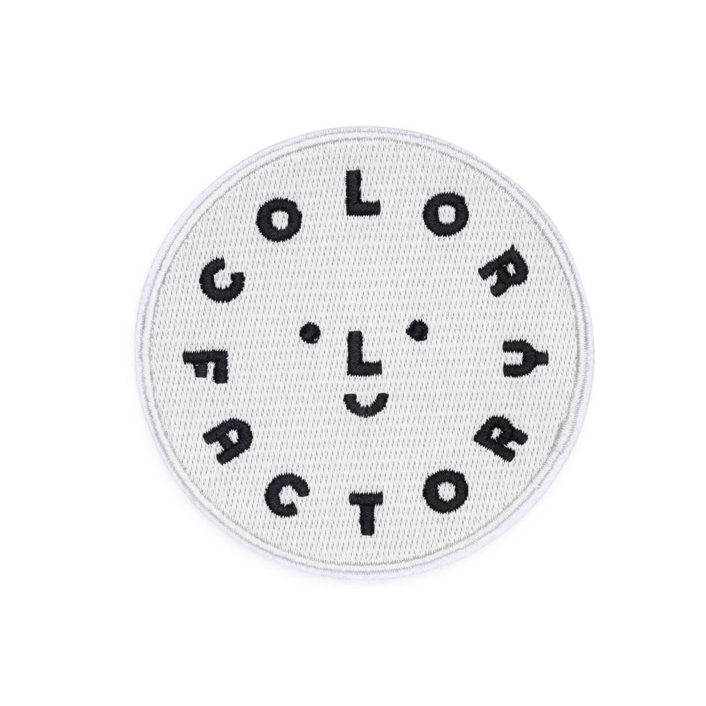 Color Factory Logo Patch - colorfactoryshop