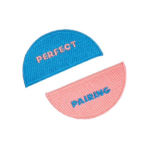 Color Factory Perfect Pairing Patch Set - colorfactoryshop