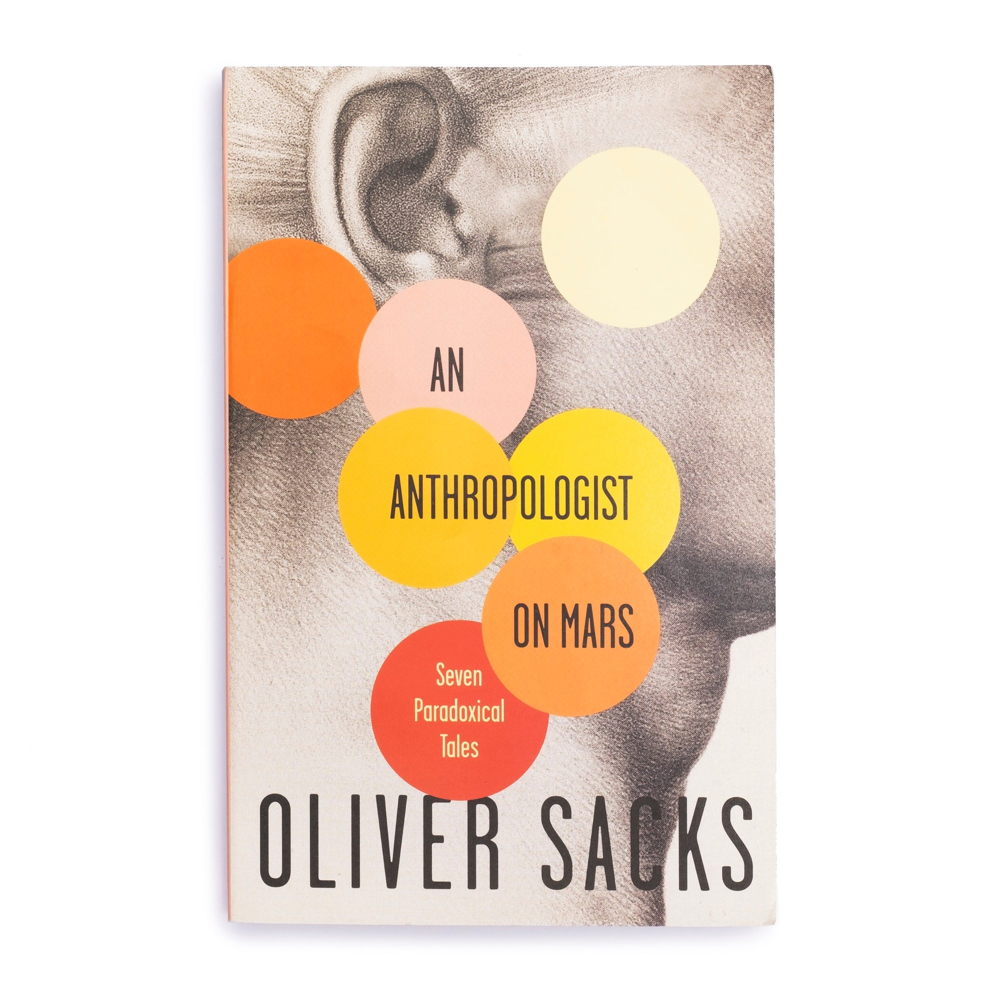 An Anthropologist On Mars: Seven Paradoxical Tales - colorfactoryshop