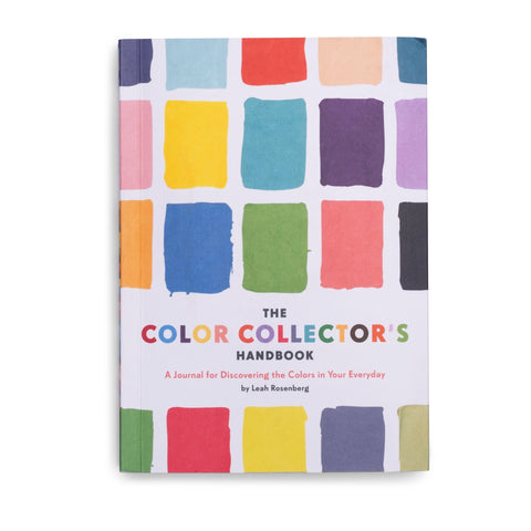 The Color Collector's Handbook: A Journal for Discovering the Colors in Your Everyday - colorfactoryshop