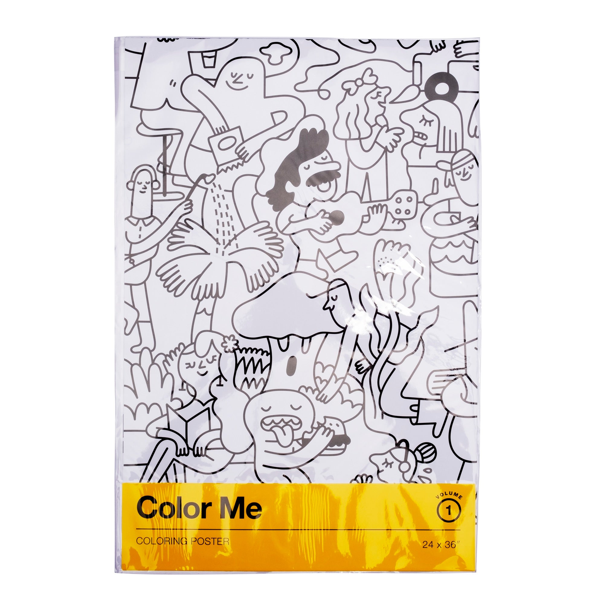 Color Me _________ Poster - colorfactoryshop