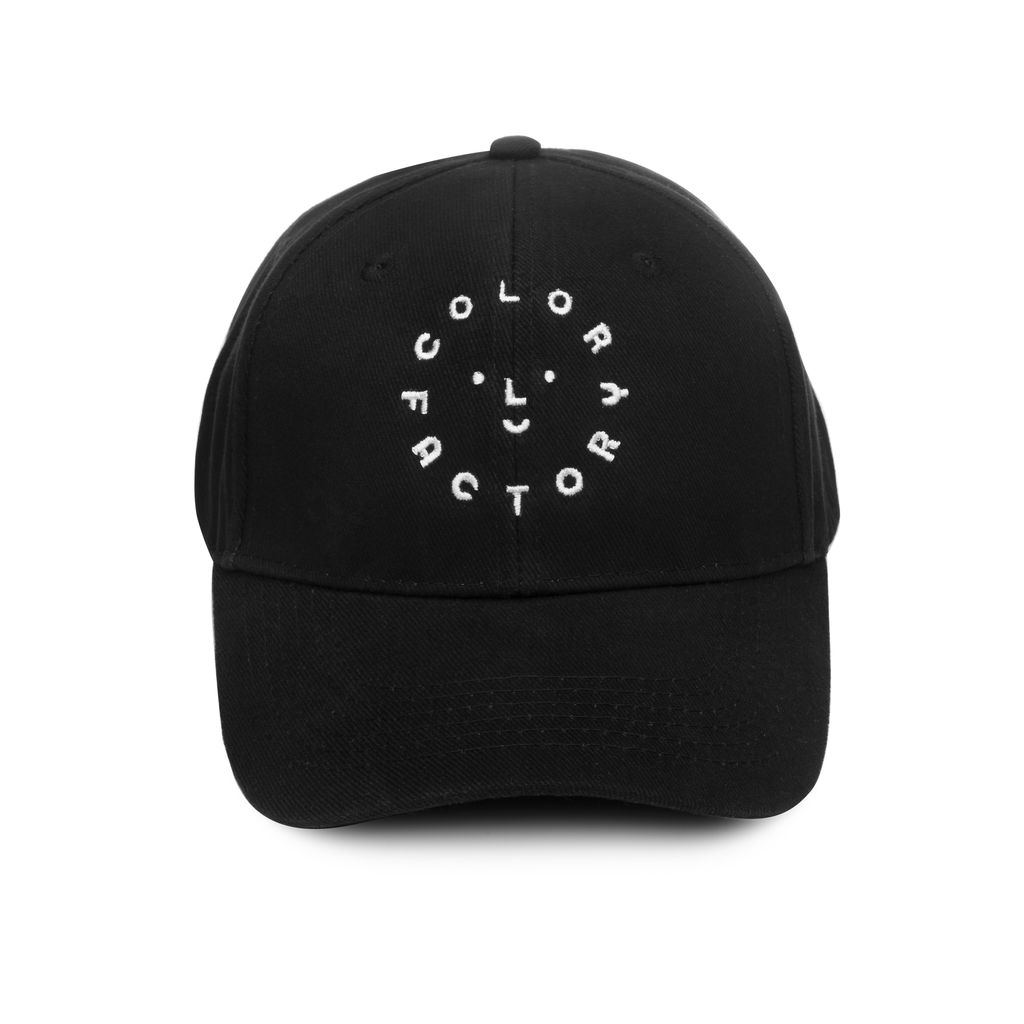 Color Factory Logo Baseball Cap - colorfactoryshop