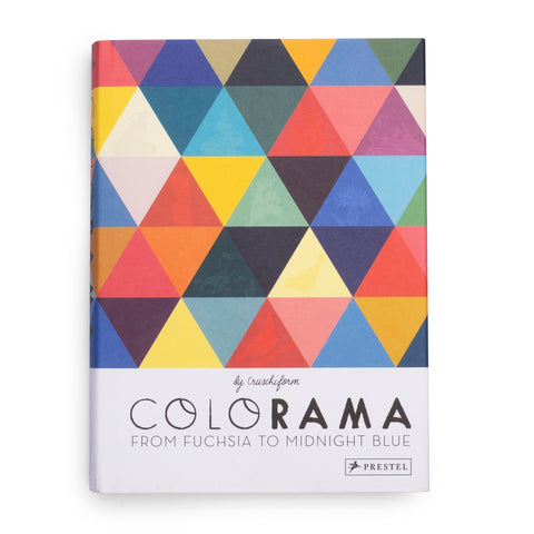 Colorama: From Fuchsia to Midnight Blue - colorfactoryshop