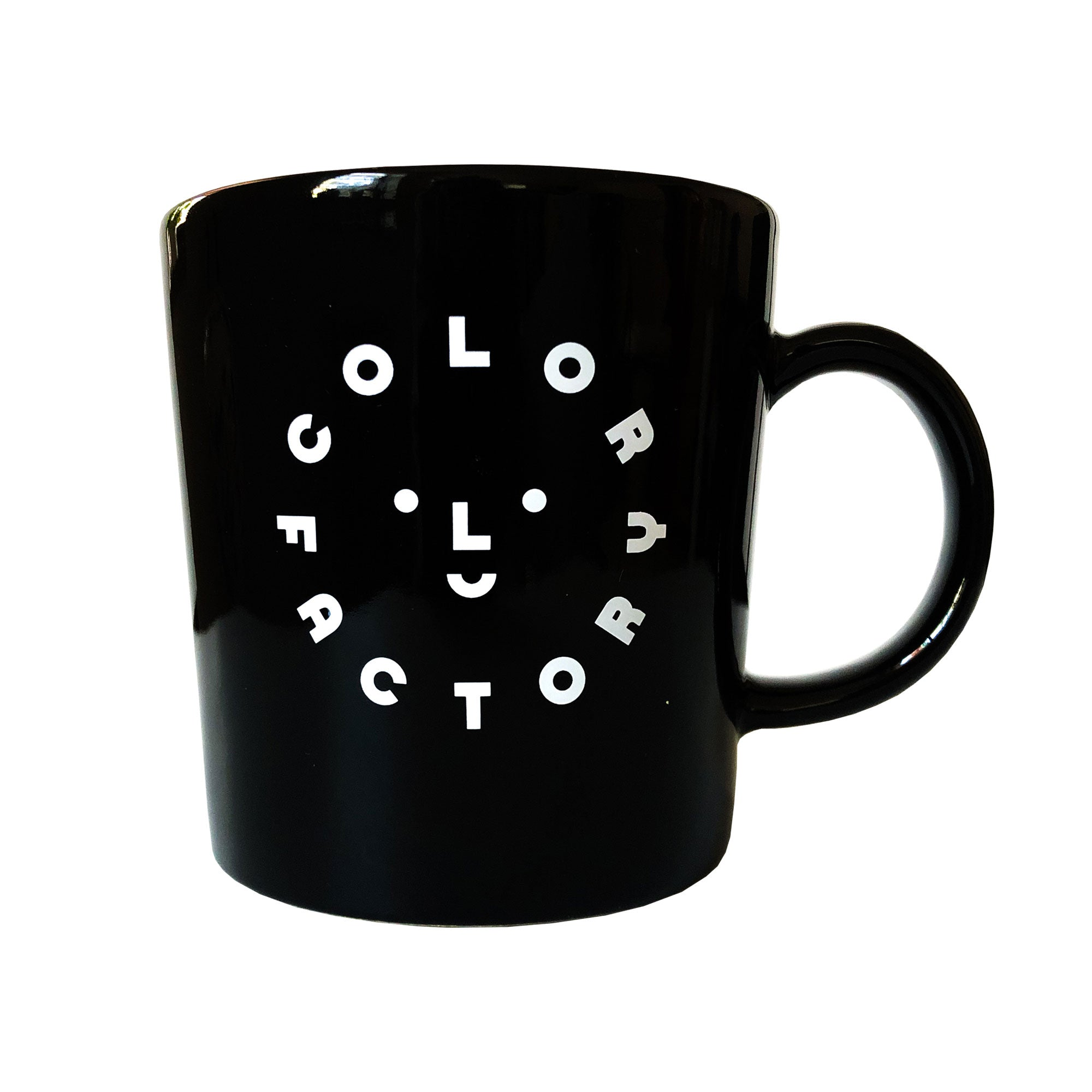 Color Factory Logo Mug