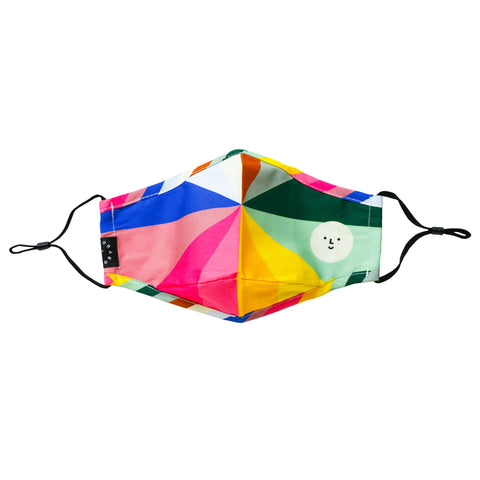 Adult Face Mask (Color Wheel)