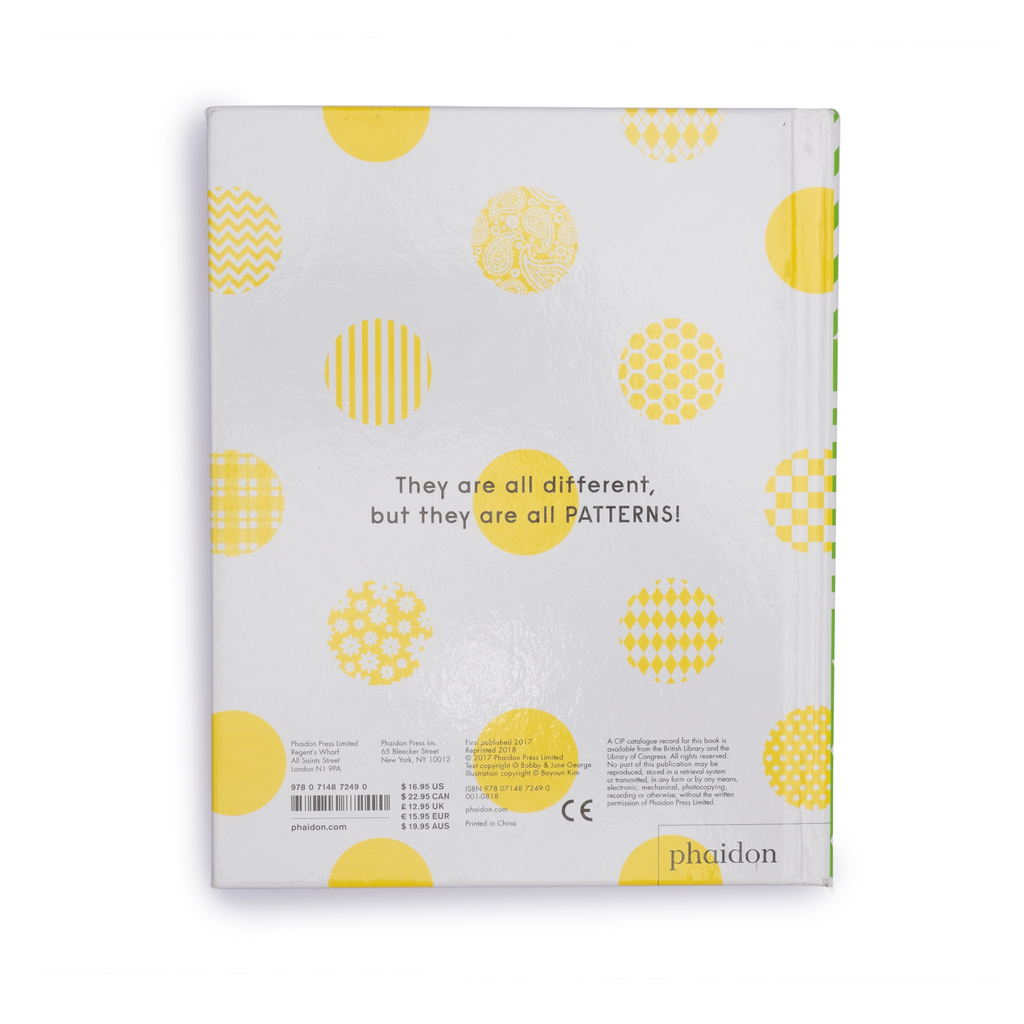 My First Book of Patterns - colorfactoryshop