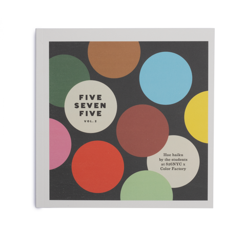 Five Seven Five - colorfactoryshop