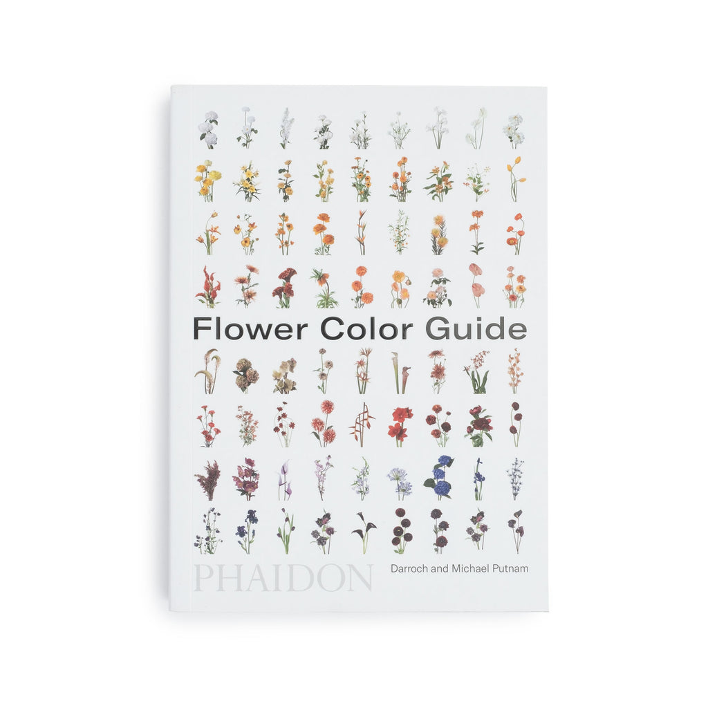Flower Color Guide - colorfactoryshop